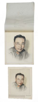 Colonel Chih Wang. CHARLES WHEELER, ARTIST