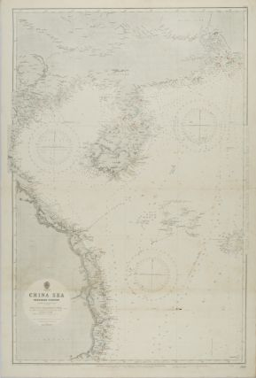 China Sea. Northern Portion, Western Sheet. [Hong Kong to Cape Padaran, Cochin China]. CAPTAIN...