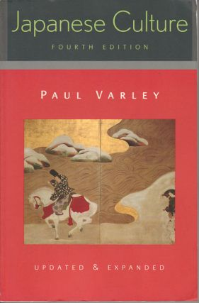 Japanese Culture. PAUL VARLEY