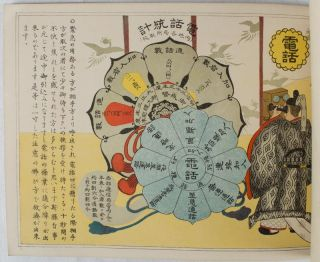 大礼記念. 逓信事業要覧. [Tairei kinen. Teishin jigyo yoran]. Commemoration of the...