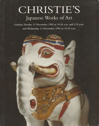 Christie's Japanese Works of Art