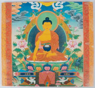 Smile of the Buddha: Image of Enlightenment. DRILL HALL GALLERY