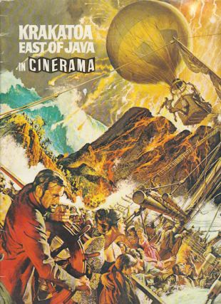 Krakatoa East of Java in Cinerama. CINEMA PROGRAMME