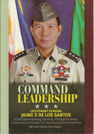 Command & Leadership. JAIME S. DE LOS SANTOS