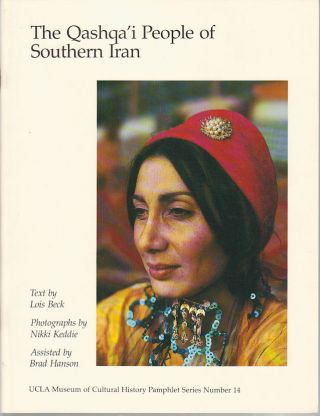 The Quashqa'i People of Southern Iran. LOUIS BECK