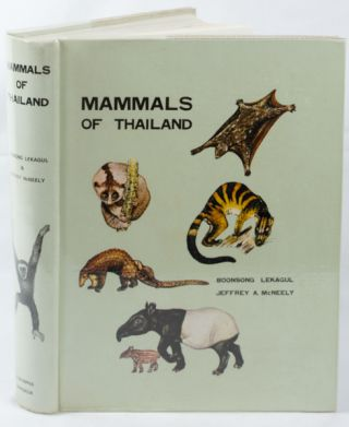 Mammals of Thailand. BOONSONG AND JEFFREY A. MCNEELY LEKAGUL