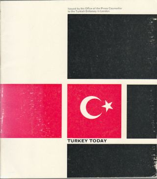 Turkey Today. A Preview (Third Edition