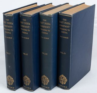 The Chronicles of the East India Company Trading to China. 1635-1834.