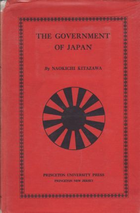 The Government of Japan. NAOKICHI KITAZAWA
