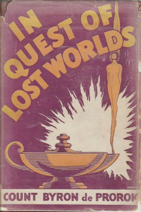 In Quest of Lost Worlds. DE PROROK, RON