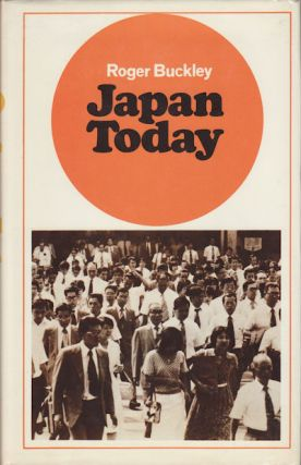 Japan Today. ROGER BUCKLEY