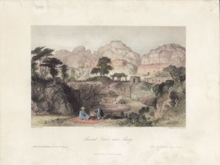 Ancient Tombs near Amoy. THOMAS ALLOM