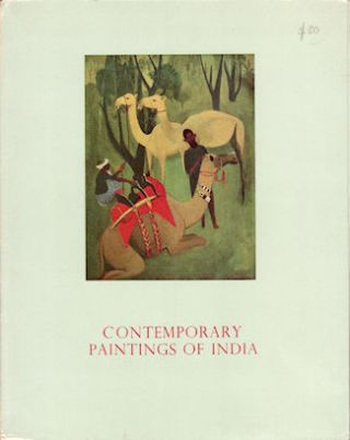 Contemporary Paintings of India. DIRECTORATE OF ADVERTISING, VISUAL PUBLICITY