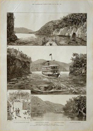 Sketches from Burmah: Up the Chindwin. By an Irrawaddy Flotilla Officer (Captain A.E. Rimmer,...