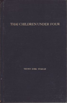 Thai Children Under Four. An Essay in the Evaluation of a Maternal and Child Health Service....