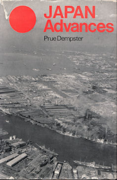 Japan Advances. A Geographical Study. PRUE DEMPSTER