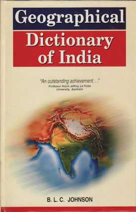 Geographical Dictionary of India. B. L. C. JOHNSON