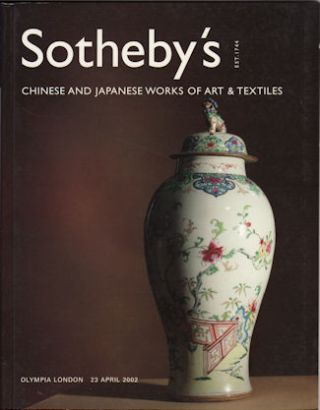 Chinese and Japanese Works of Art and Textiles. TEXTILES