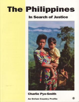 The Philippines. In search of justice. CHARLIE PYE-SMITH