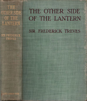 The Other Side of the Lantern. An Account of a Commonplace Tour Round the World. SIR FREDERICK...