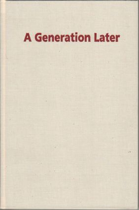 A Generation Later. Household Strategies and Economic Change in the Rural Philippines. JAMES F. EDER