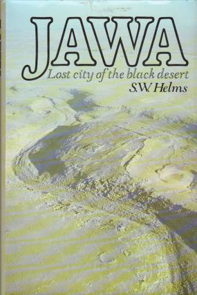 Jawa. Lost City of the Black Desert. S. W. HELMS