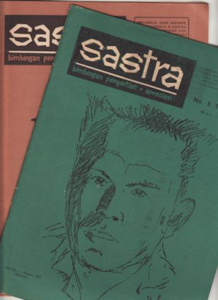 Sastra. INDONESIAN LITERARY PERIODICAL