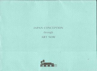 Japanese Conception through Art Now. YOUICHIRO IDE, INTRODUCTION