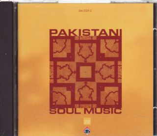 Pakistani Soul Music.