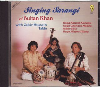 Singing Sarangi of Sultan Kahn