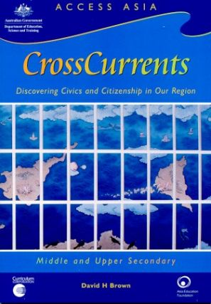 CrossCurrents. Discovering civics and citizenship in our region. DAVID H. BROWN