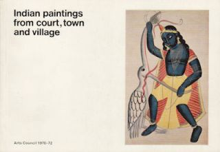 Indian Paintings from court, town and village. MILDRED ARCHER, INTRODUCTION