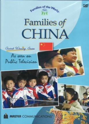 Families of China. DVD. DVD FOR CHILDREN
