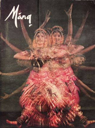 Marg. In Praise of Bharata Natyam. MULK RAJ ANAND, GENERAL